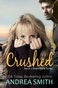 NEW COVER CRUSHED